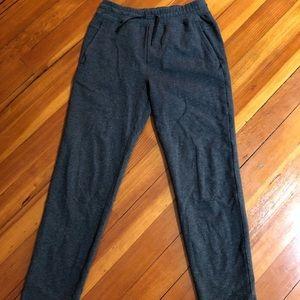 Lululemon Men's Grey Sweatpant